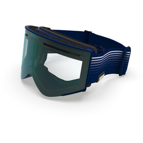 Spektrum Helags Photochromic Line Goggles, night blue/blue revo injected photochromic